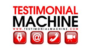 Testimonial Machine