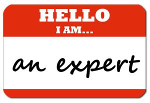 Hello I'm An Expert